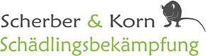 Schädlingsbekämpfung Scherber & Korn | Pirna, Dresden, Sächsische Schweiz Logo