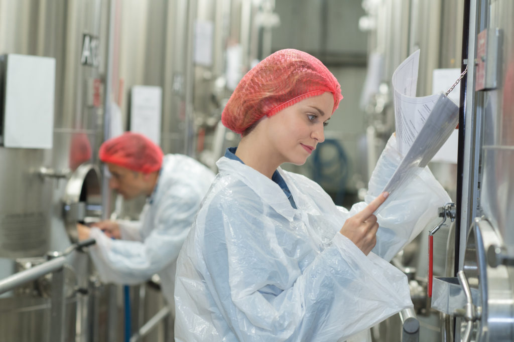 Schädlingsmonitoring & HACCP